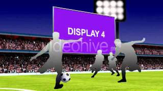 getlinkyoutube.com-FREE AFTER EFFECTS AMAZING PROJECT - Soccer 3D