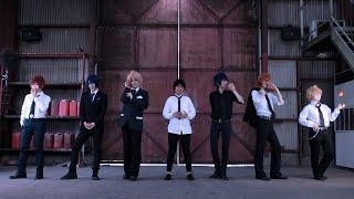 getlinkyoutube.com-Cosplay Dance Group (Stage☆ON) - BURNING