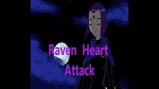getlinkyoutube.com-Raven (Jovenes titanes)- Heart Attack-