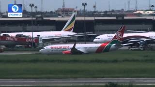 getlinkyoutube.com-Aviation This Week: Tackling Low Level Corruption At Airport Terminals In Nigeria -- 18/10/15 Prt 1