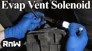 getlinkyoutube.com-Symptoms and Diagnosis of a Bad Evap Vent Valve Solenoid - List of Codes Included