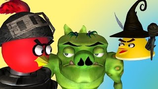 getlinkyoutube.com-ANGRY BIRDS EPIC ♫  3D animated  spoof trailer  ☺ FunVideoTV - Style ;-))