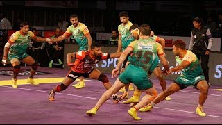 Pro Kabaddi 2017 Highlights | Bengal Warriors vs Patna Pirates draw