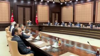 Nevşehir Milletvekili Açıkgöz Erdoğan'a Nevşehir Halkının Selamlarını İletti