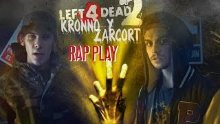 getlinkyoutube.com-LEFT 4 DEAD 2 RAP | ZARCORT Y KRONNO