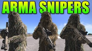 getlinkyoutube.com-Arma 3 Sniper Team - Epic Sniping Gameplay