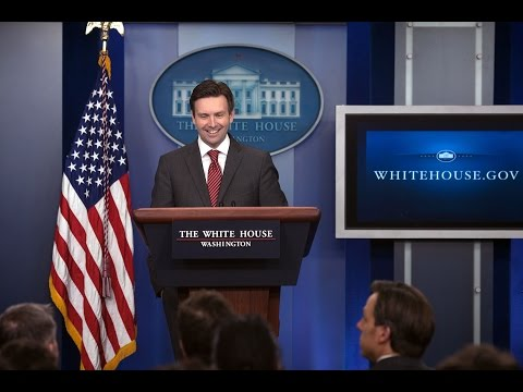 7/21/14: White House Press Briefing
