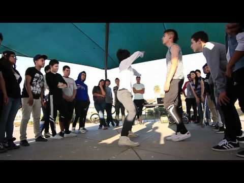 Justin Beener LK vs Chikkissz EIK G4 Battle E-motion Eliminatorias G-4 San Diego