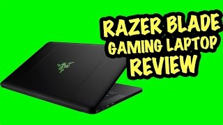 getlinkyoutube.com-RAZER BLADE (2015) Review - Does it Suck?