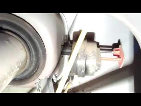Аварийное открывание лючка бензобака Mercedes W210