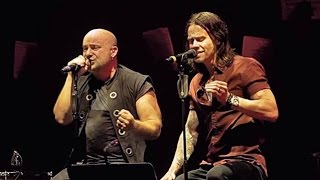 "Disturbed & Myles Kennedy Joins Us For ""Sound Of Silence"" in Houston"