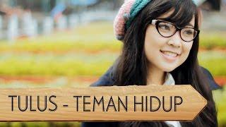 getlinkyoutube.com-Teman Hidup - Tulus COVER Evelyn, Andri Guitara