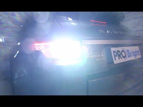 PROBRIGHT RL Tau в Range Rover Evoque