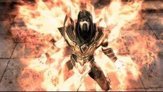 getlinkyoutube.com-Injustice: Gods Among Us superman vs scorpion