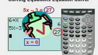 getlinkyoutube.com-Solving Equations Using Equation Solver