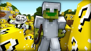 getlinkyoutube.com-TROLLING PUR!! - Minecraft LUCKY Survival Games 3 [Deutsch/HD]