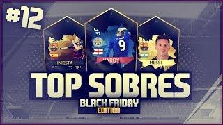 FIFA 16 | INCREIBLE TOP SOBRES #12 | BLACK FRIDAY EDITION | CACHO01