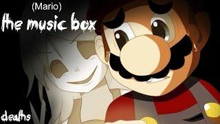 "getlinkyoutube.com-(Mario) The Music Box ""Demo"" All Deaths"