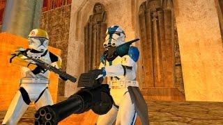 getlinkyoutube.com-Star Wars Battlefront 2 Mods - Korriban Valley of the Dark Lords