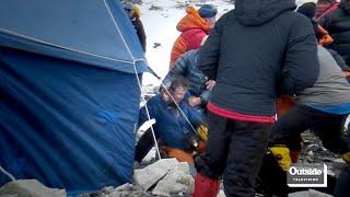 getlinkyoutube.com-Reel Rock: Inside the Brawl on Mt. Everest