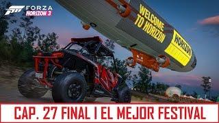 getlinkyoutube.com-FORZA HORIZON 3 - CAP. 27 FINAL l EL MEJOR FESTIVAL