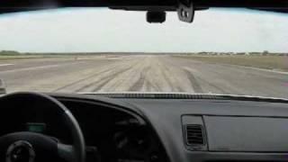 Supra standing Mile 229.7 mph