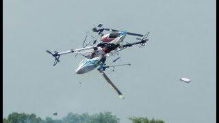 getlinkyoutube.com-RC HELICOPTER CRASH COMPILATION