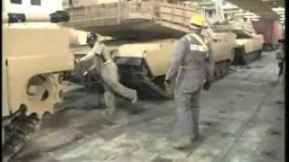 getlinkyoutube.com-وصول دفعة دبابات - M1A1