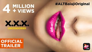 XXX Uncensored | Streaming Now | Rithvik Dhanjani | Kyra Dutt | Ken Ghosh | ALTBalaji