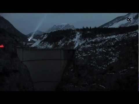 La fine del confine / The end of the border, Stefano Cagol @ Vajont, @ Cortina