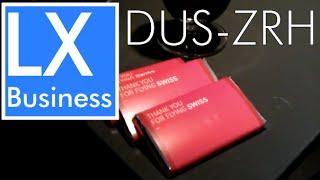 getlinkyoutube.com-Business Class flight DUS-ZRH on SWISS