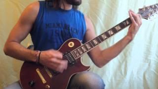 Качевый риFAQ #22. Limp Bizkit - The Truth (How to play intro riff) + minus