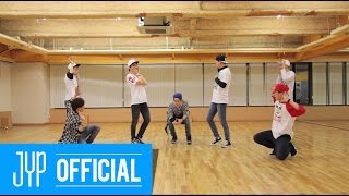 "getlinkyoutube.com-GOT7 ""I Like You(난 니가 좋아)"" Dance Practice"