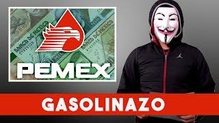 getlinkyoutube.com-El Gasolinazo vs Anonymous - Luisito Rey ♛