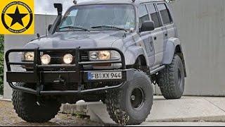 getlinkyoutube.com-Landcruiser HDJ 80 Restauration by Car Top!