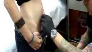 getlinkyoutube.com-Vagina tattoo.flv