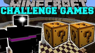 getlinkyoutube.com-Minecraft: JEFFREY CHALLENGE GAMES - Lucky Block Mod - Modded Mini-Game