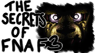 getlinkyoutube.com-The Secrets Of Five Nights At Freddy's 3 | Golden Freddy Is Still Here.. | 11-Minutes of Theories!