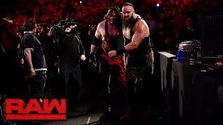Braun Strowman vs. Kane - Last Man Standing Elimination Chamber Qualifying Match: Raw, Jan. 29, 2018