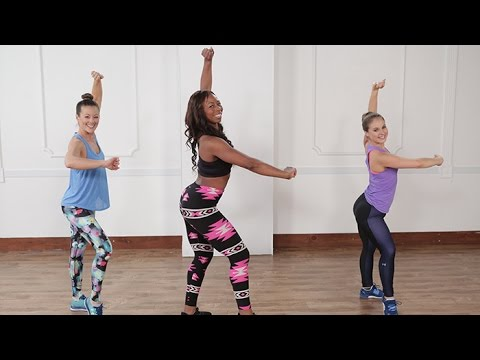 Burn 300 Calories in 30 Minutes With This Latin Dance Workout | Class FitSugar