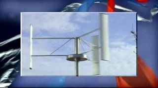 Z-ROTOR a Vertical Axis Wind Turbine