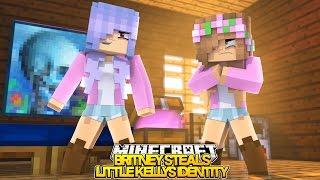 getlinkyoutube.com-BRITNEY STEALS LITTLE KELLYS IDENTITY! Minecraft Custom Roleplay