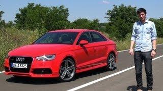getlinkyoutube.com-Audi A3 Saloon (sedan) review - Auto Express