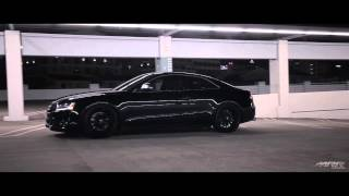getlinkyoutube.com-MRR Wheels Black Audi S5 HR6
