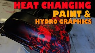 getlinkyoutube.com-Heat Changing Paint and Hydrographics