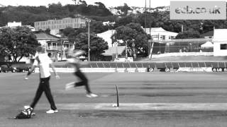 Fast bowling - Anderson, Broad, Woakes & Finn in action