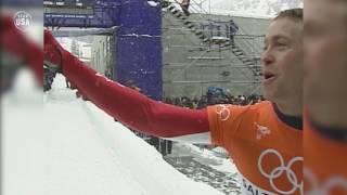 getlinkyoutube.com-Team USA Olympic Anniversary | Jimmy Shea 2002