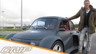 getlinkyoutube.com-Der schnellste Fiat 500 der Welt - GRIP - Folge 268 - RTL2