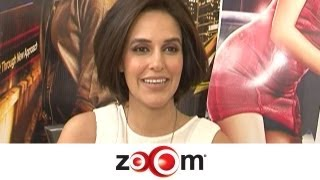 Neha talks about her kissing scene with Emraan