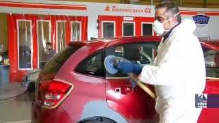 getlinkyoutube.com-Reparación integral de carrocería - Car Repair System